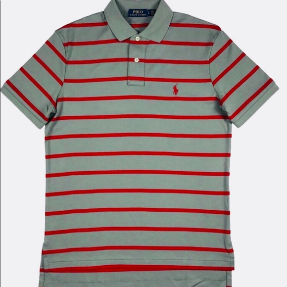 Obbediente Situazioni non prevedibili morfina  buy > grey and red polo shirt, Up to 66% OFF